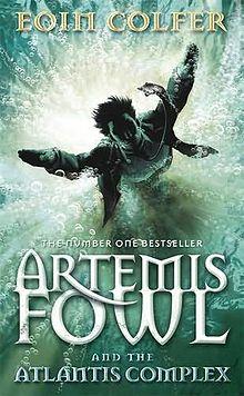 Artemis Fowl The Atlantis Complex Audiobook