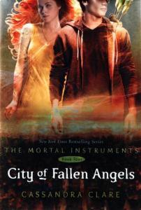 City Of Fallen Angels Audiobook