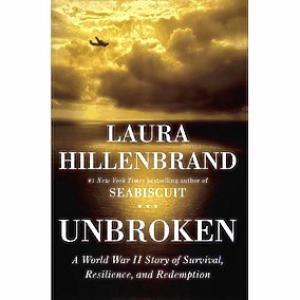 Unbroken Laura Hillenbrand Audiobook