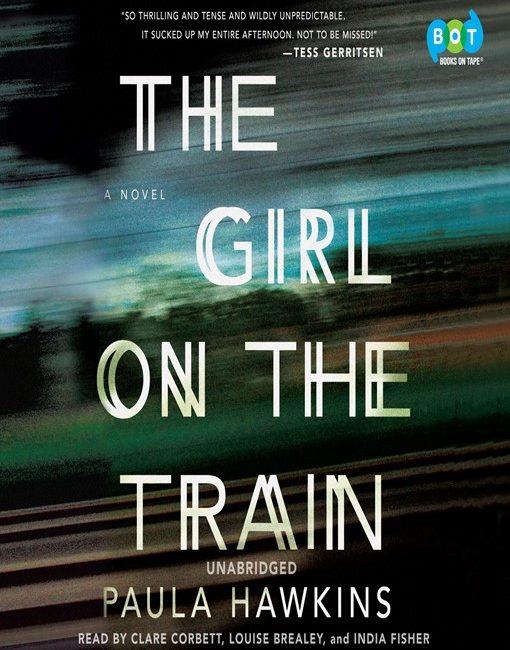 The Girl on the Train Paula Hawkins Book Audiobook