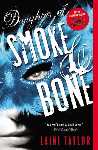 Daughter of Smoke and Bone Audiobook