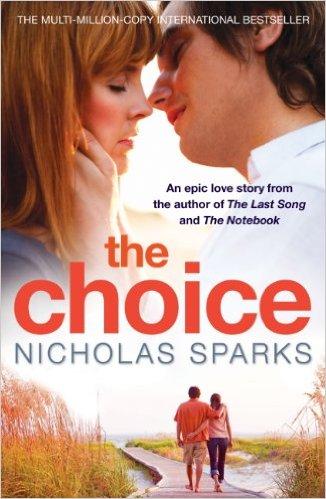 The Choice Nicholas Sparks Audiobook