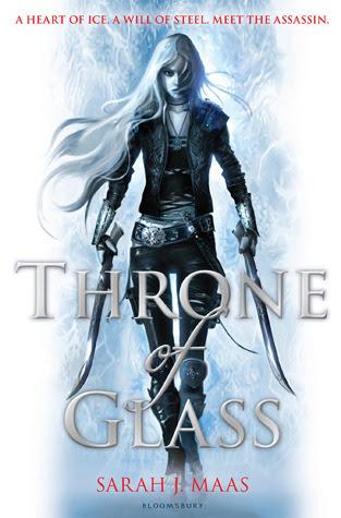 Throne of Glass Audiobook