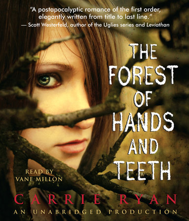 The Forest of Hands and Teeth Book Audiobook