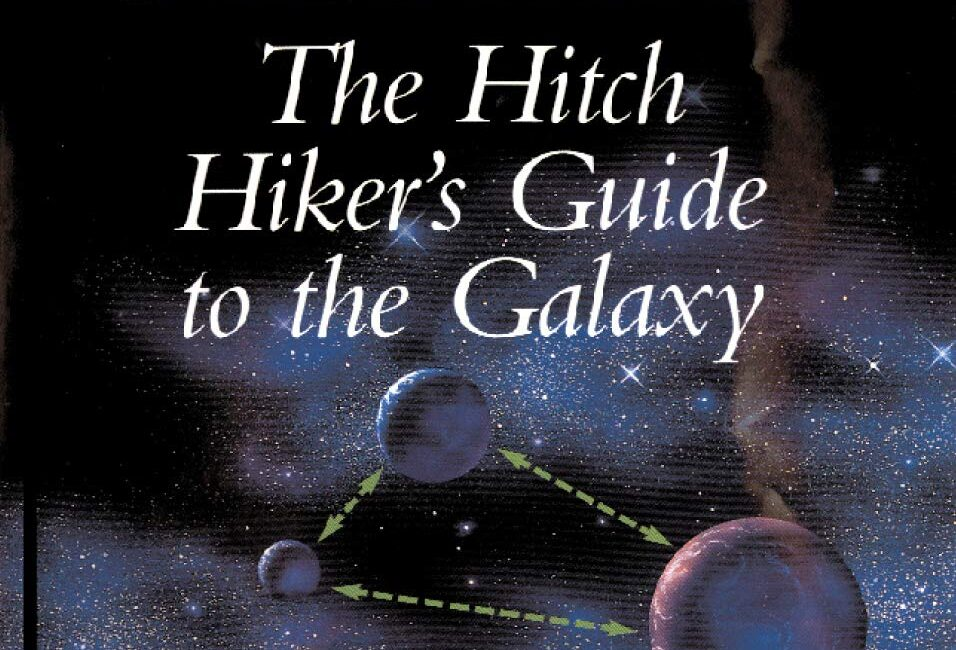 The Hitchhikers Guide to the Galaxy Audiobook