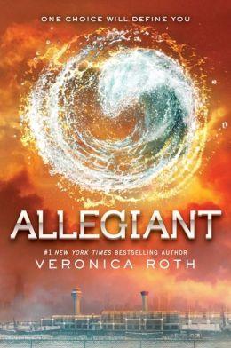 Allegiant PDF, third book in Divergent series