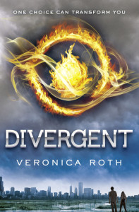 Divergent [PDF], the first book