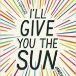 ill give you the sun book cover