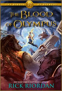 the blood of olympus cover