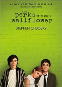 the perks of being a wallflower kindle cover version