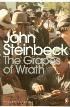 Grapes of Wrath John Steinbeck