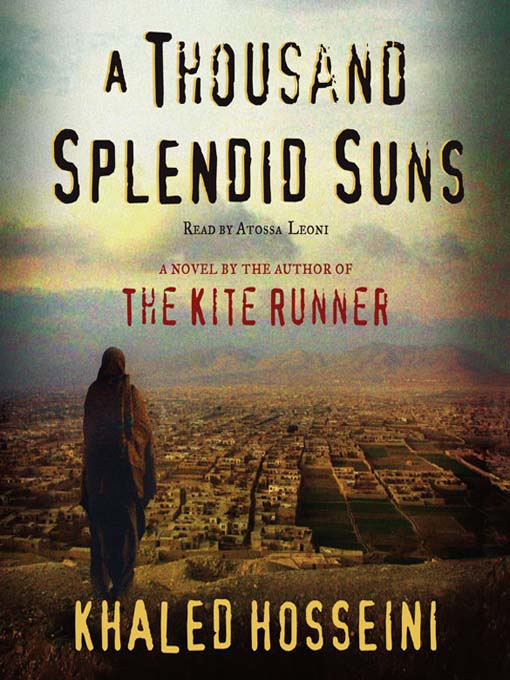 thousand splendid suns summary Thousand splendid suns by khaled hosseini one part of your grade in this course is based on a five-page paper about a book of your choosing the paper should be typed and double-spaced the book you choose may be a novel, biography, historical work, or current analysis of islam, the middle east, or a particular country the paper should not be a summary.