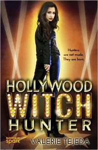 Hollywood Witch Hunter book cover epub