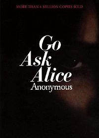 Go Ask Alice by Beatrice Sparks Book