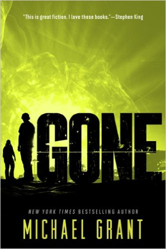 Gone by Michael Grant Audiobook