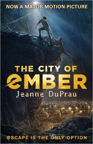 The City Of Ember by Jeanne DuPrau Audiobook