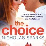 The Choice Nicholas Sparks pdf