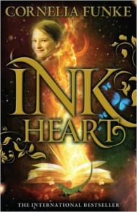 Inkheart by Cornelia Funke Book