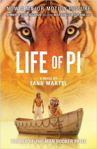 The Life of Pi by Yann Martel