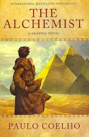 the alchemist pdf Paulo Coelho cover