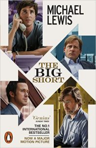 Big Short PDF book cover