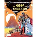 Valérian and Laureline (series) The Empire of a Thousand Planets pdf