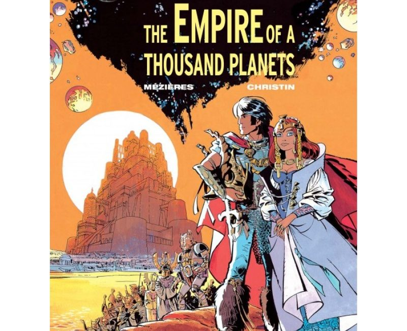 Valérian and Laureline (series) The Empire of a Thousand Planets