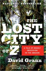 the lost city of Z pdf book cover