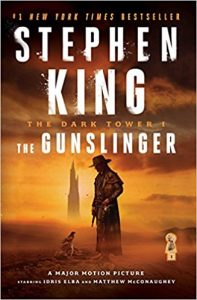 The dark Tower ebook and movie cover