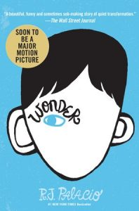 Wonder PDF book cover