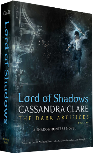 The Lord of Shadows (The Dark Artifices)