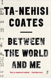 Between the World and Me epub for kindle book cover