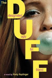 DUFF kindle book cover