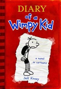 Diary of a Wimpy Kid book [PDF]