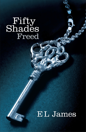Fifty Shades Freed [PDF] book cover