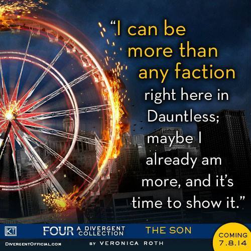 Four A Divergent Collection quotes