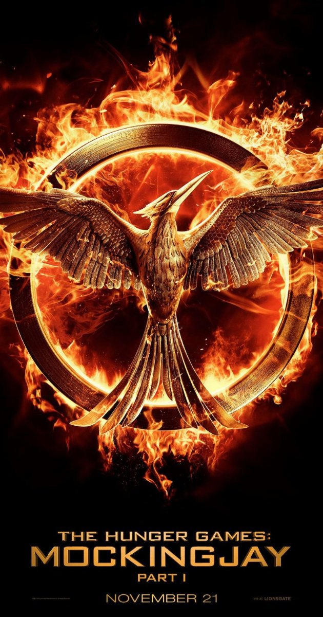 Hunger Games book 3