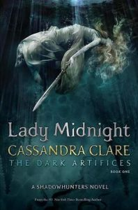 Lady Midnight - A shadowhunters Novel ebook cover