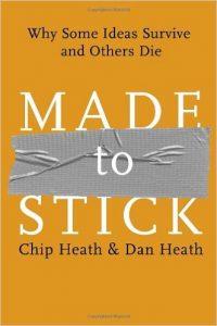 Made To Stick [PDF] Book Cover