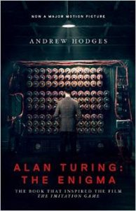 Alan Turning The Enigma book cover