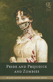 Pride and Prejudice and Zombies ebook cover image