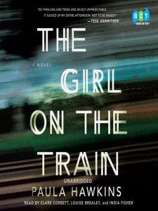 The Girl on the Train kindle epub cover