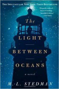 The Light Between Oceans book cover M. L. Stedman
