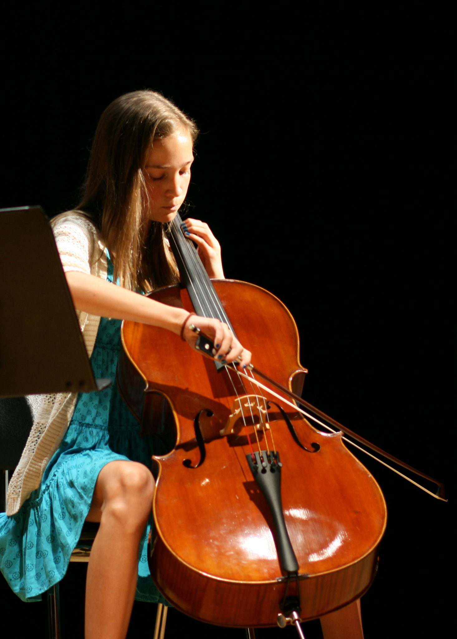 cello in if i stay movie