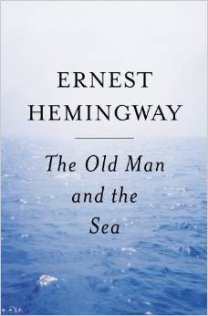 ernest hemingway - the old man and the sea book cover