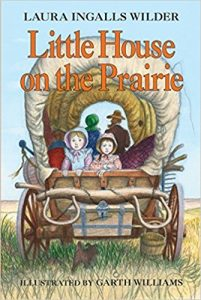 little house on the Prairie ebook cover