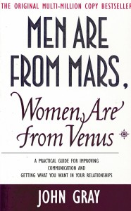 men are from mars women are from venus [PDF] book cover