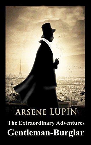 (Arsène Lupin) Gentleman Burglar Audiobook