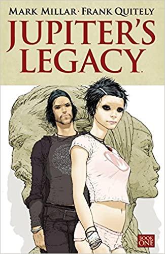 Jupiter's Legacy pdf