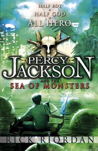 Percy Jackson And The Sea of Monsters Audiobook